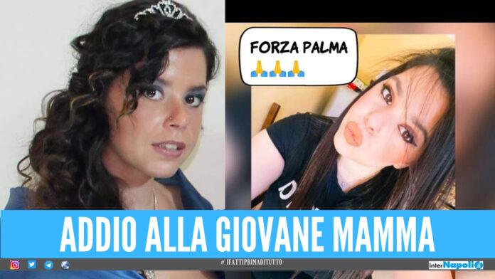 Dramma al Policlinico di Napoli, si spenta Palma: la mamma di 28 anni deceduta dopo il parto per le conseguenze del Covid