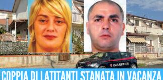 Ciro Monacella ed Annunziata Falanga