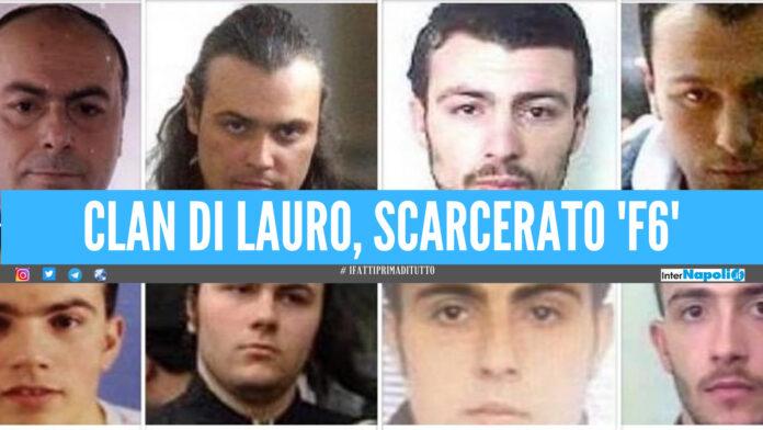 Clamorosa scarcerazione nel clan Di Lauro, esce dal carcere uno dei figli di Ciruzzo 'o milionario