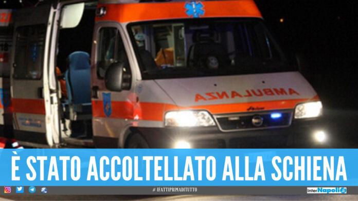 Domenica di sangue a San Giorgio a Cremano, 20enne accoltellato per aver difeso l'amica