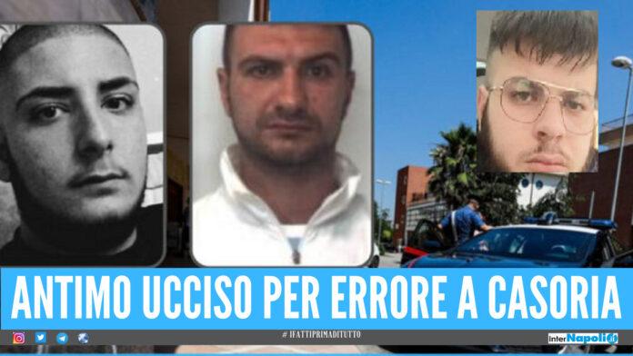 Antimo ucciso per errore a Casoria: alla sbarra i 5 soggetti accusati dell'omicidio