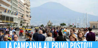 Campania meta preferita estate