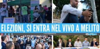 Inizia la campagna elettorale a Melito