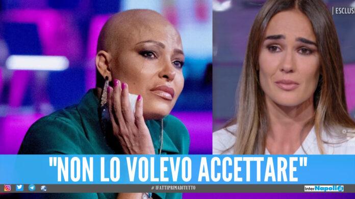 Carolina Marconi e Silvia Toffanin in lacrime a Verissimo
