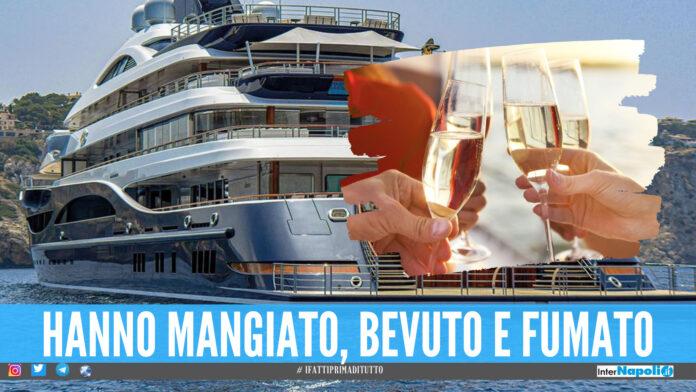 Napoli yacht