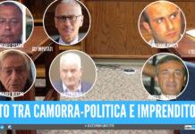 Patto tra camorra, politica e imprenditoria a Marano: Pirozzi e Di Guida inguaiano Bertini, i Cesaro e Simioli
