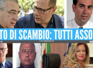 Accusati di voto di scambio: assolti i Cesaro, l'ex sindaco di Marano Liccardo e Flora Beneduce