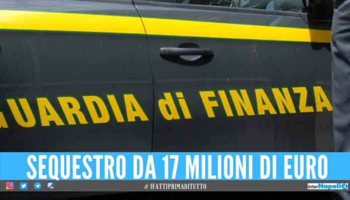 Duro colpo al clan Mallardo, sequestrati beni da 17 milioni di euro da Giugliano a Roma