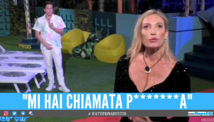 Grande Fratello Vip, Valentina 'entra' in casa e affossa Tommaso: