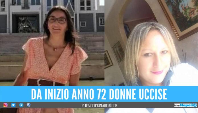 Lunedì nero in Italia, Sonia e Giuseppina uccise a distanza di ore dagli ex: è allarme femminicidio
