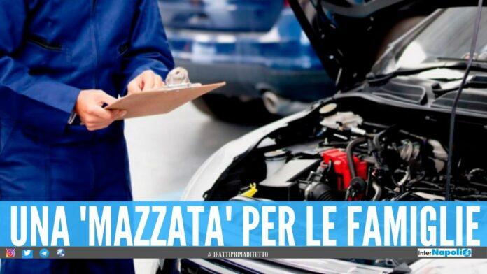 Costo delle revisioni delle auto, arriva il nuovo aumento del 25%