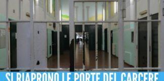 Doppia evasione dai carceri in 24 ore, catturati i 2 detenuti evasi
