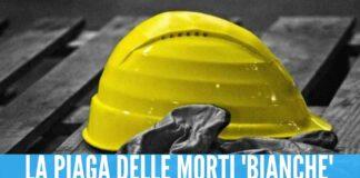 Ennesimo dramma a Napoli, operaio muore nel cantiere della Metro morto