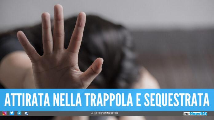 Ex moglie picchiata e costretta a pulire il sangue, 37enne arrestato nel Casertano
