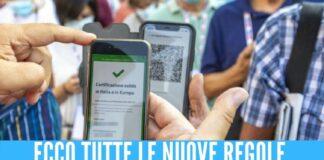 Green pass obbligatorio per tutti i lavoratori, obblighi e multe dal 15 ottobre