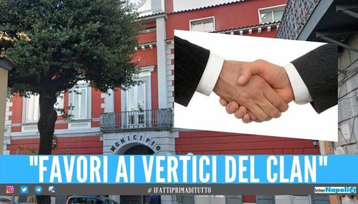 Il clan Ferrara-Cacciapuoti controllava il Comune di Villaricca grazie ai parenti-dipendenti
