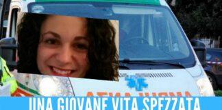 Maddalena muore dopo l'incidente, Napoli piange la 27enne