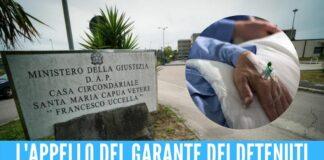 Malato di cancro resta nel carcere di Santa Maria C.V, il Garante Liberate Giovanni