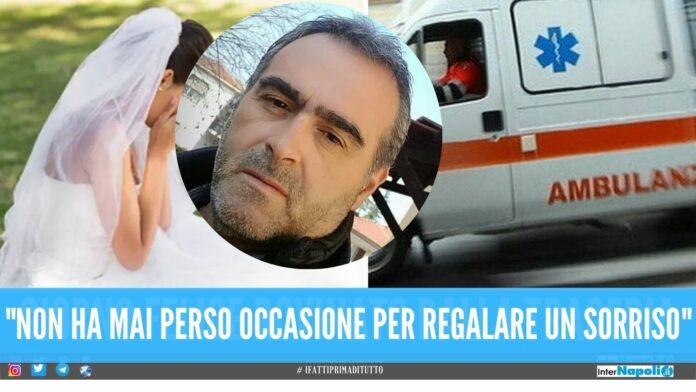 Mario muore mentre balla al matrimonio della figlia, dramma in Campania