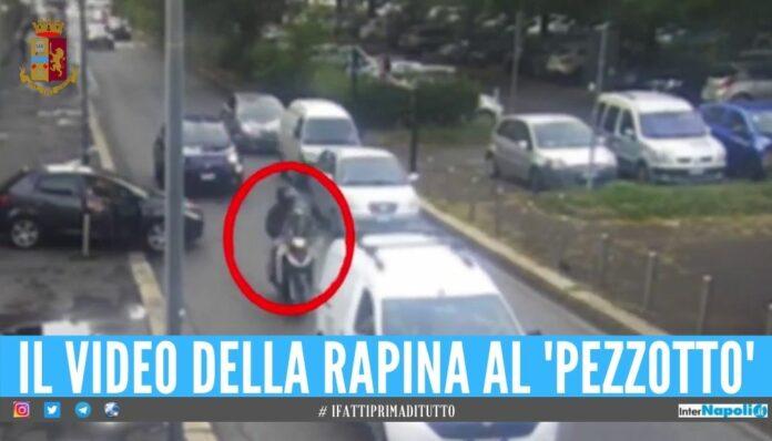 Partono da Napoli e rubano un orologio Hublot 'pezzotto', 2 arresti