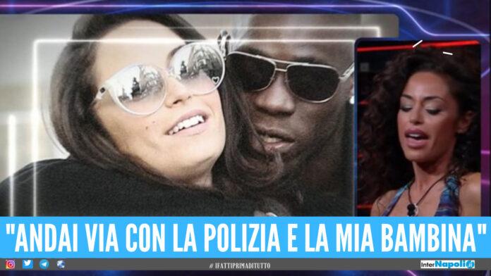 Raffaella Fico, Mario Balotelli