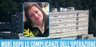 Silvana muore dopo l'intervento di bypass gastrico, indagati 2 medici a Salerno