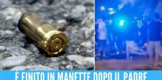 Sparò colpi di pistola dopo Italia-Spagna, 18enne arrestato per tentato omicidio