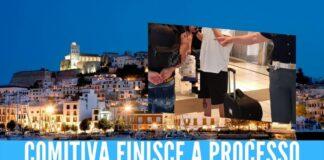 Tornano a Napoli dopo la vacanza ad Ibiza, partirono con i documenti falsi