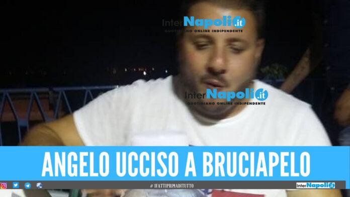 Angelo Marino, la vittima