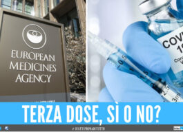 Ema, terza dose vaccino Covid