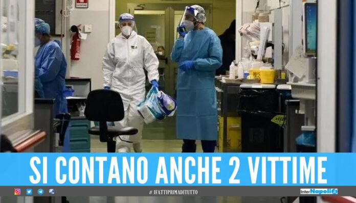 Calano i contagi in Campania, ma ci sono altre 5 vittime: il bollettino Covid di oggi