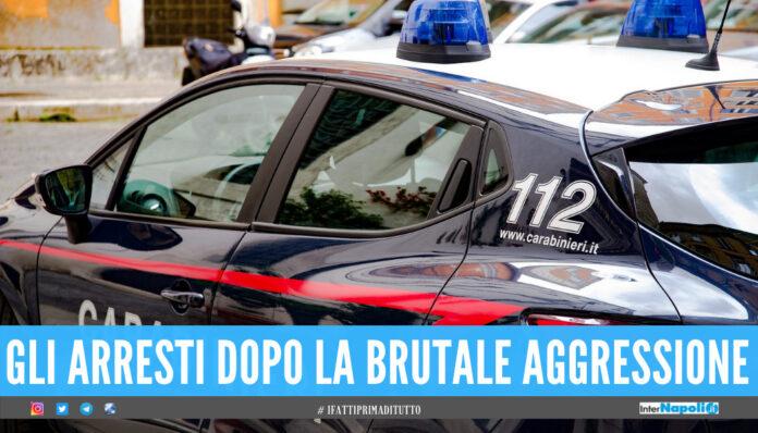 Insegnante picchiata durante le vacanze in Calabria, 4 arresti a Napoli