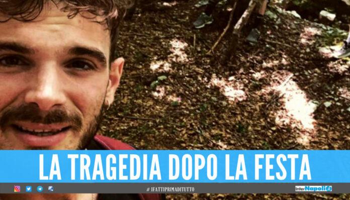 Torna dal matrimonio dell'amico e cade dal balcone, Francesco trovato morto dalla madre