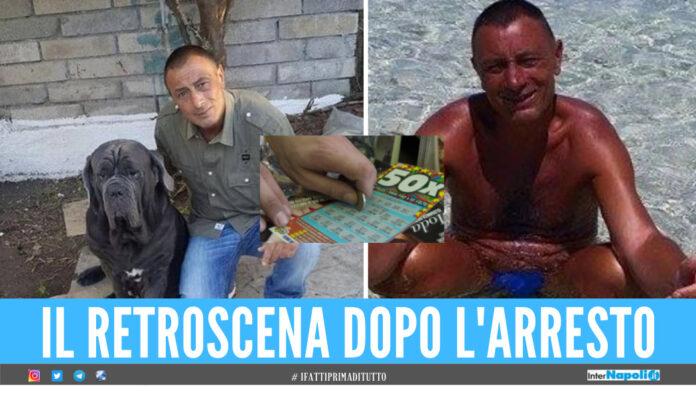 Tabaccaio in fuga col Gratta e Vinci a Napoli, svolta nelle indagini: «Chiedeva i soldi per restituirlo»