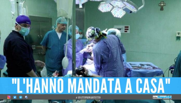 Positiva al Covid, 28enne incinta partorisce e va in coma: il Casertano prega per la giovane madre