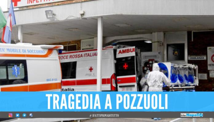 Covid a Pozzuoli, 32enne ucciso dalla variante Delta: è una delle vittime più giovani