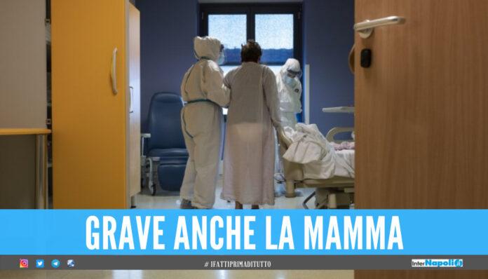 Il Covid uccide una 39enne no-vax, lascia due figli piccoli e il marito
