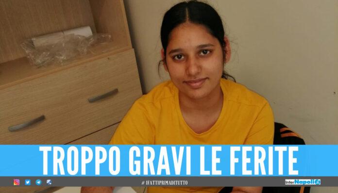 Cade dal quarto piano dell'ospedale a Salerno, Raman muore a 17 anni dopo 3 giorni di agonia