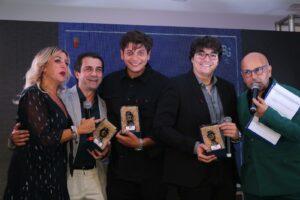 Le foto del premio Malafemmina