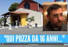 Don Luigi Pugliese, della chiesa di San Matteo a Giugliano