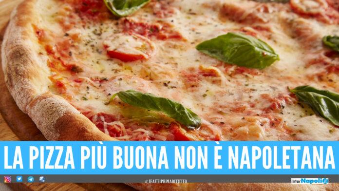 La pizza più buona al mondo? Non è a Napoli. La classifica delle migliori 50 pizzerie