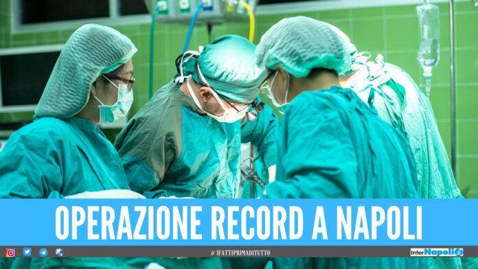 La Napoli che funziona, trapianto di cuore ad una bimba di 11 anni