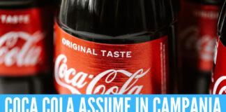 La Coca-Cola punta sulla Campania