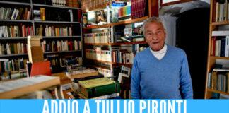 Addio a Tullio Pironti