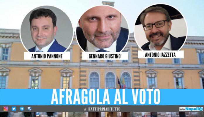 In sfida Pannone, Giustino e Iazzetta
