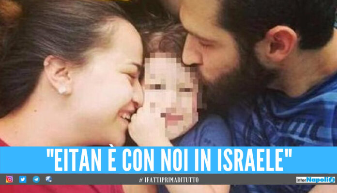Funivia Mottarone, il piccolo Eitan 'rapito' dal nonno e portato in Israele
