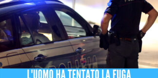 Non si ferma all'alt, scatta il folle inseguimento a Napoli: arrestato 27enne