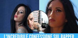 «Salmo mi ha inviato foto hot», la confessione dell'influencer di Salerno sul rapper