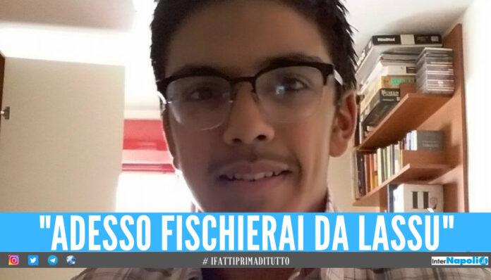 Lacrime e dolore a Caserta, Domenico muore a 20 anni: era arbitro di basket