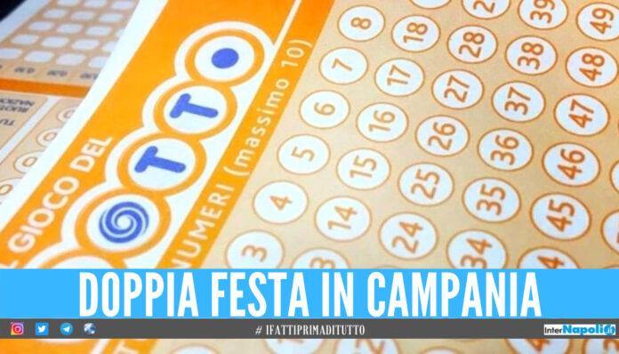 La fortuna bacia la Campania, vinti al Lotto 25mila euro nelle province di Napoli e Caserta